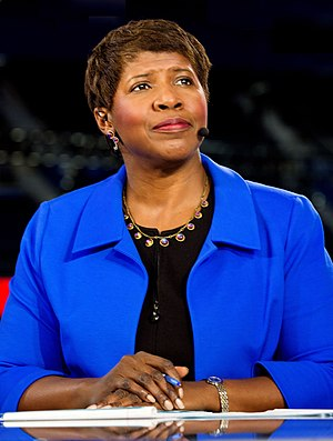 Gwen Ifill - Ifill on PBS NewsHour at the Republican National Convention, August 2012