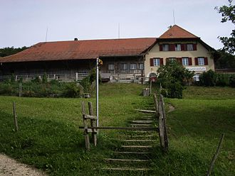 Hägendorf - Farm house in Hägendorf