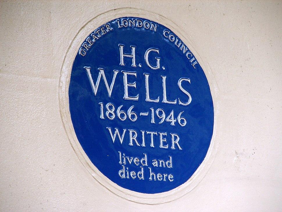 H. G. Wells (4643946137)