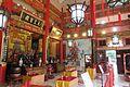 HK 粉嶺 Fanling 蓬瀛仙館 Fung Ying Sen Koon temple grand main hall interior March 2017 IX1 10.jpg