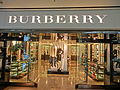 HK Central Pacific Place shop Burberry clothing June-2013.JPG