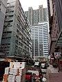 HK Kln 九龍城 Kowloon City 土瓜灣 To Kwa Wan 馬頭角道 Ma Tau Kok Road near 炮杖街 Pau Chung Street outdoor wet food market June 2020 SS2 05.jpg