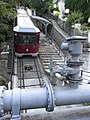 HK Mid-Levels May Road Peak Tram Station view Pipe Oct-2012.JPG