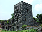 HK MuiWo Yuen'sMansion EastWatchtower.JPG
