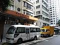 HK Sheung Wan 18 Lok Ku Road rain AM Carparking Tung Sing House June-2012.JPG