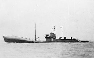 HMS K12 - Image: HMS K12 1924 IWM Q 067711