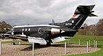 HS-125 Dominie, Shropshire Model Show 2015, RAF Museum Cosford. (17235835275).jpg