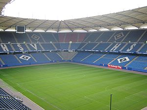 Hamburger SV - The Volksparkstadion