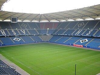 Hamburger SV - The Volksparkstadion