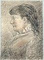 HUA-39127-Portret van Gertrude Cornelie Marie de Pelichy geboren Utrecht 26 augustus 1743 kunstschilder overleden Brugge 6 maart 1825 Borstbeeld links in profie.jpg