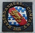 Haberdashers' Company plaque London.jpg