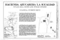 Hacienda Azucarera la Igualdad, Sugar Mill Ruins and Steam Engine, PR Route 332, Guanica, Guanica Municipio, PR HAER PR,35-GUAN.V,1A- (sheet 1 of 6).png