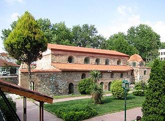 Nicaea - Hagia Sophia of Nicaea (İznik) in 2012