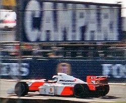 Häkkinen Silverstonessa 1994