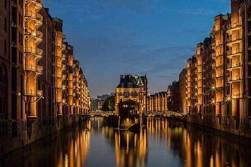 HamburgSpeicherstadt