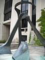 Hammer and Sickle Sculpture UChicago.jpg
