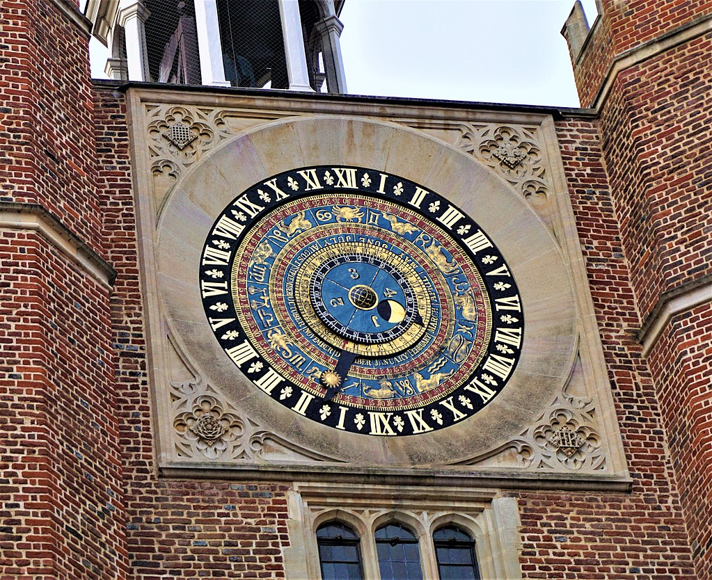 Hampton Court Astronomical Clock - Joy of Museums 2