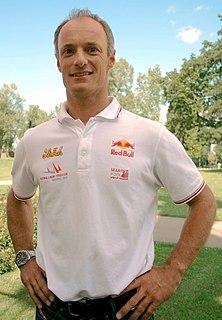 Hans-Peter Steinacher Australian sailor
