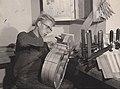 Hans Benning of Benning Violins creating a Baryton.jpg