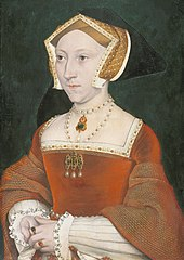 Portrait of Jane Seymour (1509?-1537)