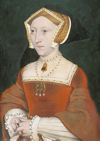 Margery Wentworth - Image: Hans Holbein the Younger (workshop of) Jane Seymour (Mauritshuis)
