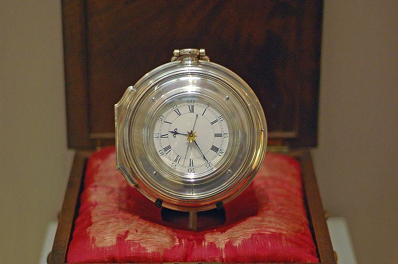 File:Harrison's Chronometer H5.JPG
