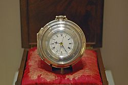 Hva er en klokke laget av