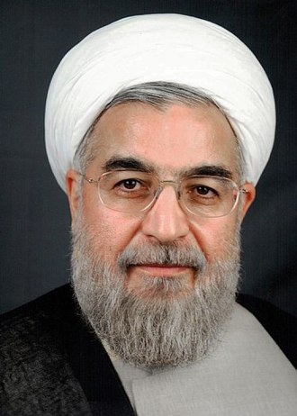 President of Iran - Image: Hassan Rouhani