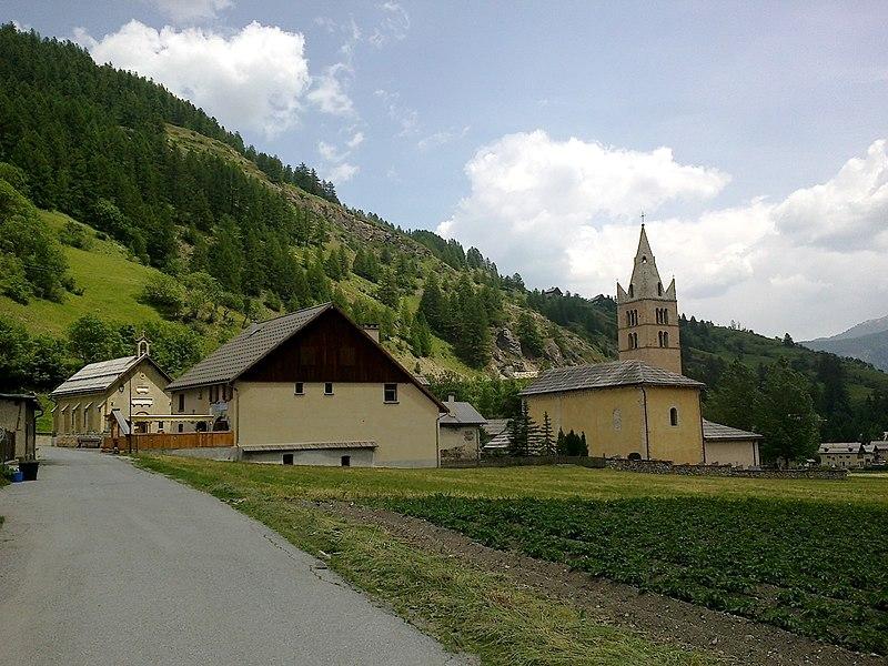 Hautes Alpes Arvieux 14072013