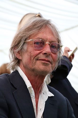 Bruce Robinson - Bruce Robinson at the 2016 Hay Festival.