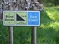 Hayfield Trail Sign 0081.JPG