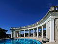 Hearst Castle Neptune Pool September 2012 panorama.jpg