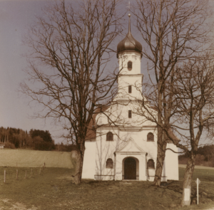 cc7bb6c990 Die Heilig-Kreuz-Kirche wohl in den 1950er Jahren