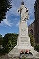 Heilig hartbeeld bij St. Jan de Doper kerk Kilder.JPG