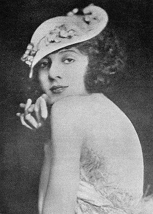 Helen Shipman - Shipman in 1922