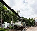 Helicóptero UH-1H Huey, Museo de los Vestigios de la Guerra de Vietnam, Ciudad Ho Chi Minh, Vietnam, 2013-08-14, DD 02.JPG