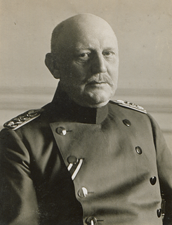 Chief of the German General Staff