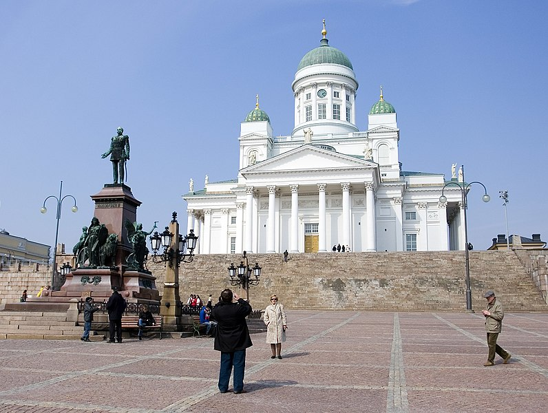 File:Helsinki Cathedral - Helsinki, Finland - panoramio.jpg