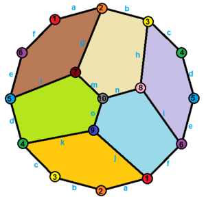 Hemi-dodecahedron - Image: Hemi dodecahedron 2