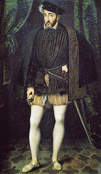 Galerie des souverains eslagnols 349px-Henri2