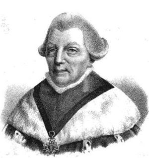 Pierre Paul Nicolas Henrion de Pansey