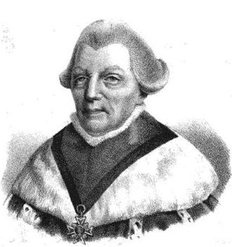 Pierre Paul Nicolas Henrion de Pansey - Image: Henrion de Pansey