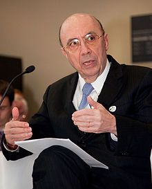 Henrique Meirelles - World Economic Forum on Latin America 2011.jpg