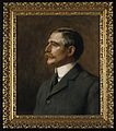 Henry Solomon Wellcome, 1906 (head and shoulders). Oil paint Wellcome V0018106.jpg