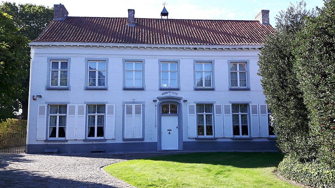 Onroerend erfgoed Aalter - Herenhuis - Stationsstraat 45