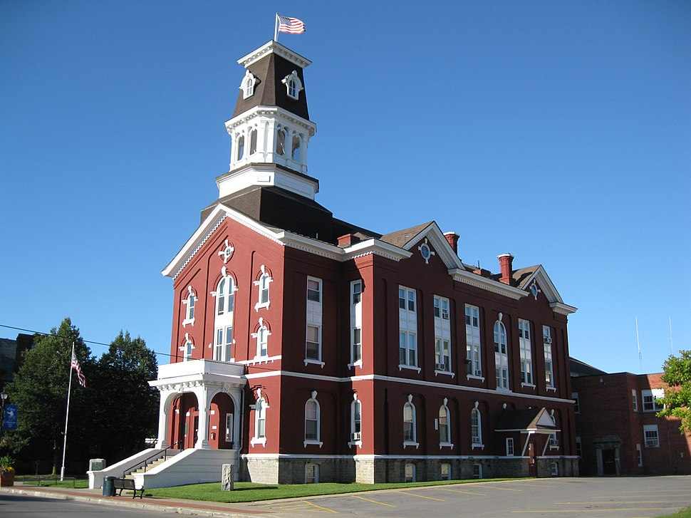 Herkimer County Courthouse Sept 09