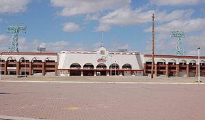Estadio Héroe de Nacozari - Image: Heroedenacozari