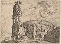 Hieronymus Cock, View of the Colosseum, probably 1550, NGA 91329.jpg