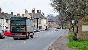 Aylburton - Image: High Street, Aylburton geograph.org.uk 2803675