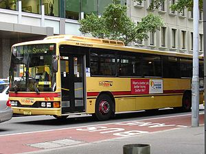 ComfortDelGro Australia - Image: Hills Bus